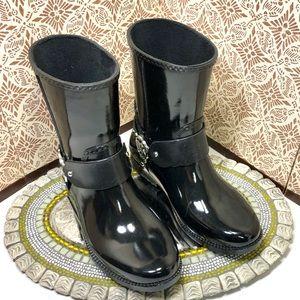 Women Michael Kors rubber rain boots NWOT, size 7